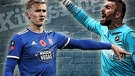 Flynn Downes and Bartosz Bialkowski were both discussed on the latest edition of the Kings of Anglia