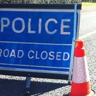 Colville Road in Lowestoft has been closed by police due to a collision Picture: ARCHANT