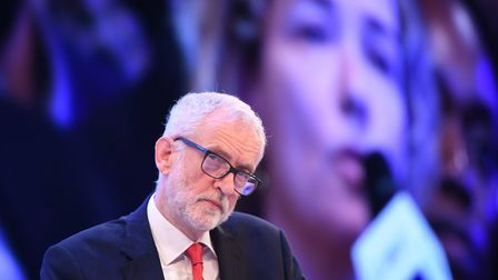 Jeremy Corbyn has announced plans to provide free fibre broadband to all UK homes and businesses Pic