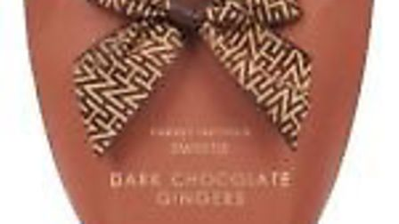 Harvey Nichols Dark Chocolate Gingers are being recalled. Picture: TRADING STANDARDS UK