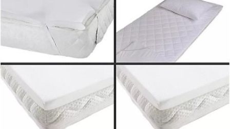 Mattress toppers from Argos are being recalled due to a fire hazard. Picture: TRADING STANDARDS UK