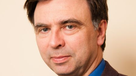 Bohdan Solomka is stepping down from his role of medical director at Norfolk and Suffolk NHS Foundat