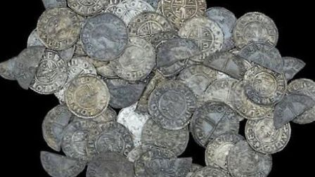 The coins will go under the hammer in December Picture: PA/DNW