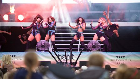 Little Mix will be performing in Colchester as part of their open-air summer tour in 2020 Photo: