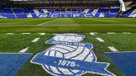 Coventry City are groundsharing with Birmingham City this season. Photo: PA