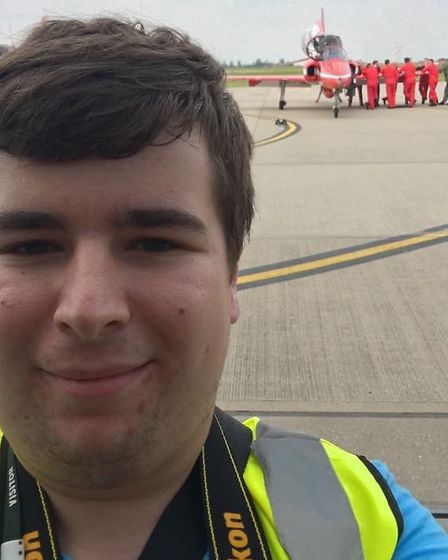 Luke Wright, 24, from Norwich died on November 10 2019 Picture: WRIGHT FAMILY