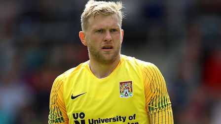 Ipswich Town have been linked with Northampton Town goalkeeper David Cornell. Picture: PA
