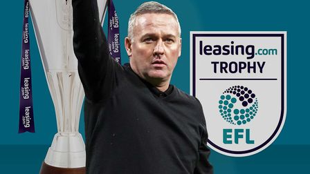 Ipswich Town boss Paul Lambert will 'go strong' for the Blues' EFL Trophy clash with Peterborough on