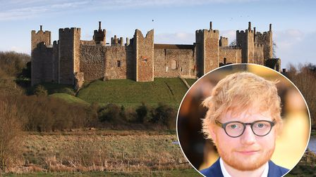 The castle made famous by Ed Sheeran's Castle on the Hill song will open for free this weekend for m
