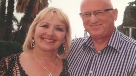 David McIntyre lost his wife Barbara in 2012 after she suffered a brain clot. Picture: DAVID MCINTYR