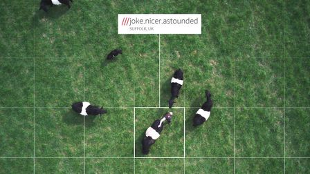 People can use what3words to direct emergency services to the right location Picture: WHAT3WORDS