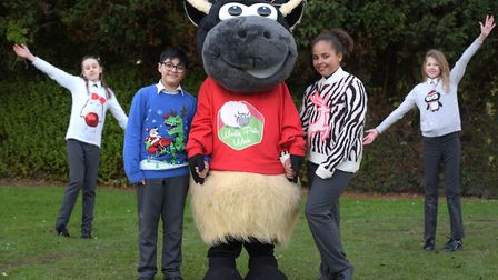 Suffolk schools have the chance to win �100 of books vouchers Picture: SARAH LUCY BROWN