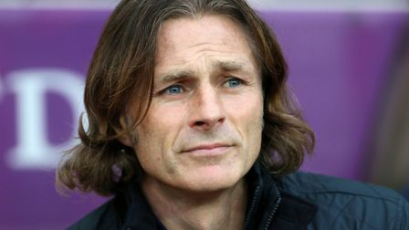 Wycombe Wanderers manager Gareth Ainsworth is the longest-serving boss in the Football League. Photo