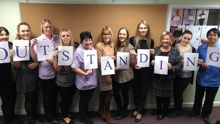 Barham-based Primary Homecare has been rated outstanding in a recent Care Quality Commission inspect