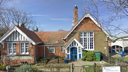 Thieves stole hundreds of pounds overnight at Bawdsey Primary School, but students are determined to
