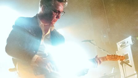 Richard Hawley will be headlining the Red Rooster Festival in 2020 Photo: Nick Barber