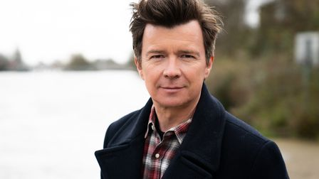 Rick Astley shot to fame in the 80s with his hit Never Gonna Give You Up. Picture: CHUFF MEDIA
