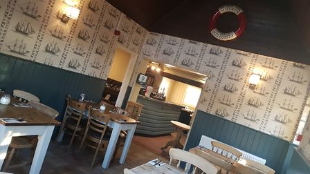 The Ship has been redecorated Picture: RACHEL EDGE