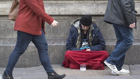 Colchester Borough Council is expected to announce new plans to combat rising homelessness in the bo