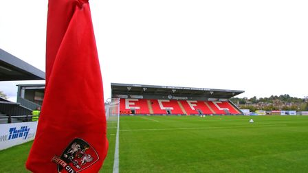 Ipswich Town will be heading to Exeter City in the next round of the EFL Trophy. Photo: PA