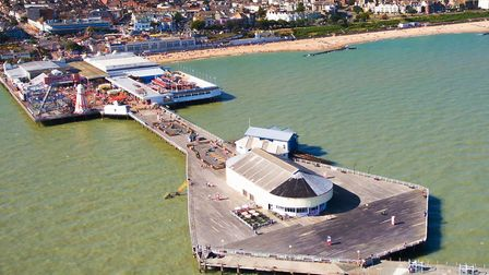 Tourism remains important to Clacton. Picture: TENDRING COUNCIL