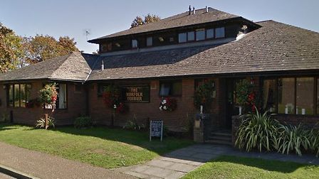 The Norfolk Terrier pub was targeted twice Picture: GOOGLE MAPS