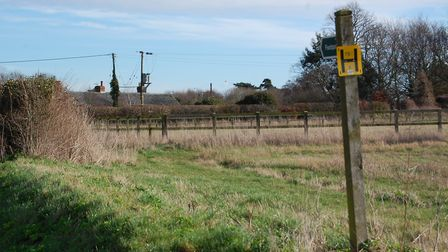 UK Power Networks are in the process of removing 5km of power lines in Shotley, part of the Suffolk
