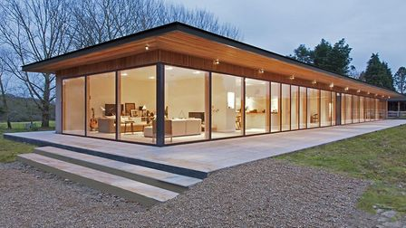 This stunning home in Reydon near Southwold has a guide price of �950,000 Picture: FOTOFRANCH