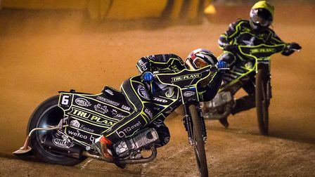 Jake Allen is the first rider to sign for the Ipswich Witches 2020 team. Picture: Taylor Lanning