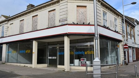 Lowestoft has one in five of its shop units empty, according to latest figures. Picture: MICK HOWES