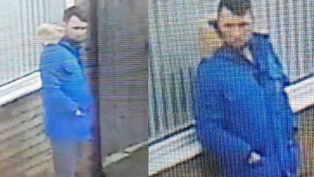 Do you recognise this man? Essex Police would like to speak to him Picture: ESSEX POLICE