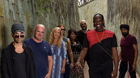 Afro Celt Sound System are headlining at FolkEast in 2020 Photo: Todd Beltz