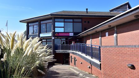 The aging Felixstowe Leisure Centre is to be replaced under �20m revamp plans by east Suffolk Counci