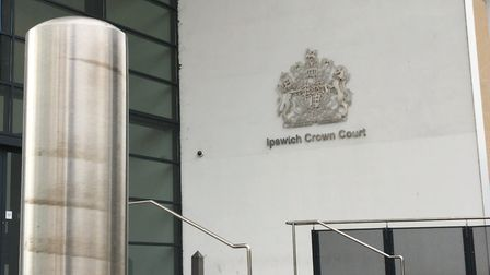 Robin Croft is standing trial at Ipswich Crown Court Picture: ARCHANT