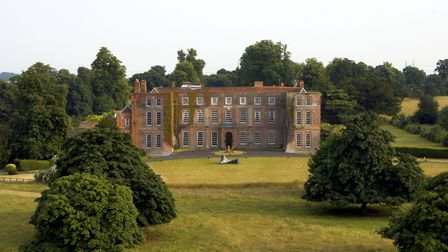 The gardens of Glemham Hall are playing host to Art for Cure's Glorious Victory Ball raising funds f