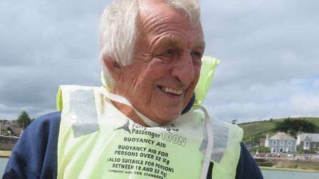 Mick Rayner, who died in the crash near the Orwell Bridge Picture: FAMILY/SUFFOLK CONSTABULARY