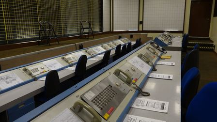 Control rooms such as the one at RAF Bentwaters played instrumental roles in the defence of Suffolk