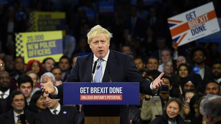 Boris Johnson looks set for a landslide victory according to the Exit Poll after the 2019 General El
