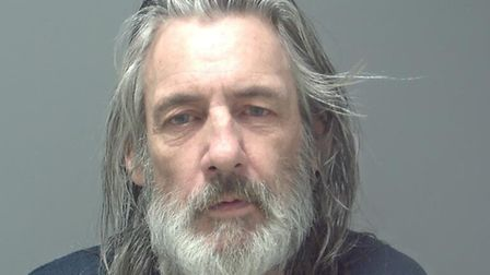 Nigel Dunne was jailed for 14 weeks at Suffolk Magistrates' Court Picture: SUFFOLK CONSTABULARY