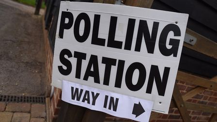 Suffolk residents have been struggling to get to their designated polling station Picture: GREGG BRO