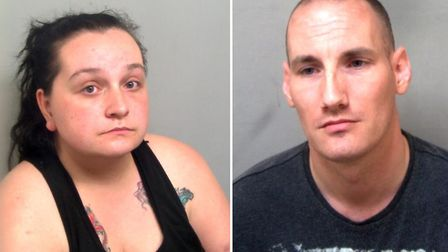 Jessica Fry and Mark Gable have been jailed for more than 21 years following a string of child sex a