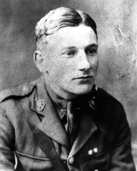 Edmund Blunden was a decorated veteran of the Western Front before becoming a leading war poet and s