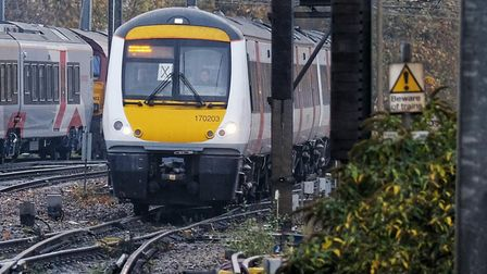 Greater Anglia passengers face cancellations on the first day of increased rail fares. Picture: GREA