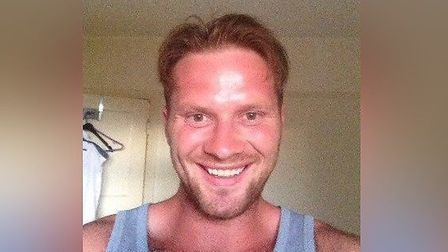Murdoch Brown, 31, died from stab wounds in Colchester in May despite the efforts of paramedicts to