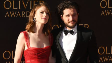 Rose Leslie and Kit Harrington have applied to modernise their Suffolk home Picture: Chris J Ratclif