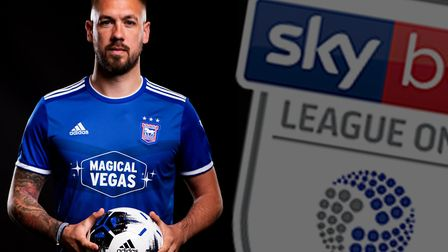 Interest in Ipswich Town has continued despite their relegation to League One Picture: ITFC
