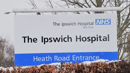 Google searches for Ipswich Hospital peak around summer and winter, its busiest periods Picture: SA