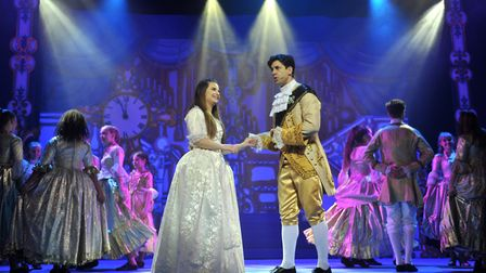 Cinderella is the 2019 pantomime at The Ipswich Regent. Picture: LUCY TAYLOR