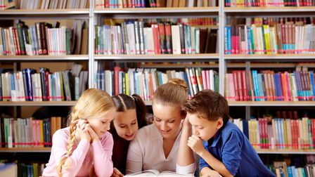 Teachers and books are both sources of many pieces of advice we remember for life. Picture: GETTY IM