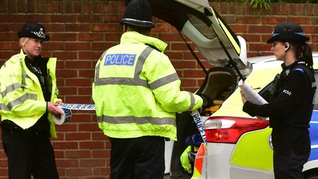 Just 5% of car crime results in a charge and police say it's often due to missing the window of oppo